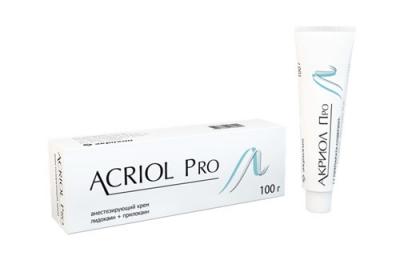 купить ACRIOL Pro в СПб