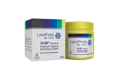 купить Leed Frost cream 10.56% в СПб